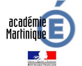logo Académie Martinique