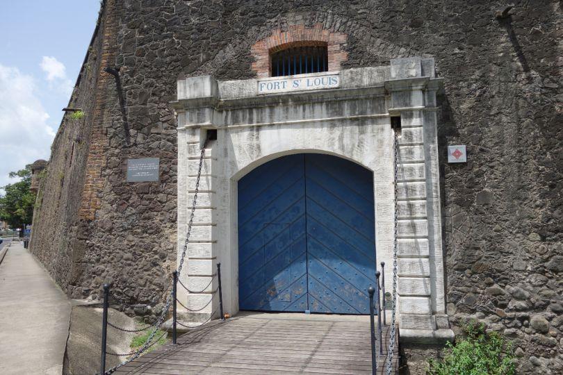 Fort Saint-Louis © Romain Ferry