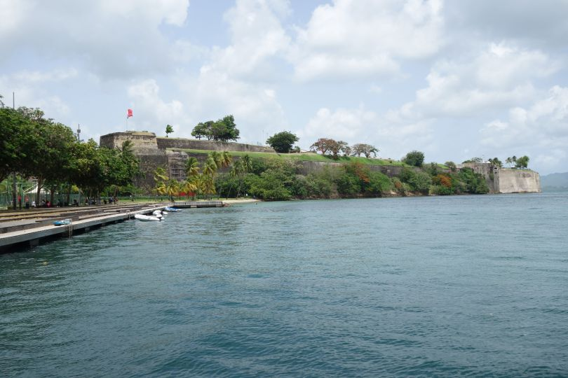Fort Saint-Louis @ Romain Ferry