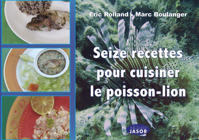 Du poisson-lion au menu ! © Fabien Vedie / DEAL